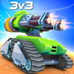 Tanks A Lot – Realtime Multiplayer Battle Arena MOD Unlimited Money 2.64
