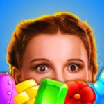 The Wizard of Oz Magic Match 3 Puzzles Games MOD Unlimited Money 1.0.4706