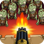 Zombie War Idle Defense Game MOD Unlimited Money 17