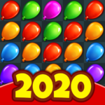 Balloon Paradise – Free Match 3 Puzzle Game MOD Unlimited Money 4.0.4