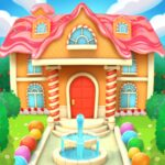 Candy Manor – Home Design MOD Unlimited Money 3
