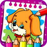 Coloring Learn Animals – Kids Games MOD Unlimited Money 1.18