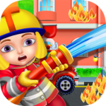Firefighters Fire Rescue Kids – Fun Games for Kids MOD Unlimited Money 1.0.8