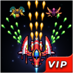 Galaxy Shooter Falcon Squad Premium MOD Unlimited Money Varies with device