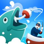 Hooked Inc Fisher Tycoon MOD Unlimited Money 2.15.1