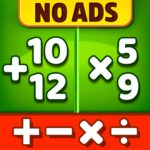 Math Games – Addition Subtraction Multiplication MOD Unlimited Money 1.0.5