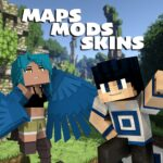 Mods Skins Maps for Minecraft PE MOD Unlimited Money 1.2