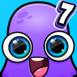 Moy 7 the Virtual Pet Game MOD Unlimited Money 1.414