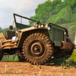 Offroad Jeep Driving Racing stunts MOD Unlimited Money 1.22