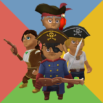 Pirates party 2 3 4 players MOD Unlimited Money 2.22