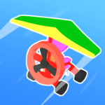 Road Glider – Incredible Flying Game MOD Unlimited Money 1.0.25