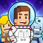 Rocket Star – Idle Space Factory Tycoon Game MOD Unlimited Money 1.45.1
