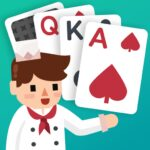 Solitaire Cooking Tower MOD Unlimited Money 1.3.4