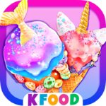 Unicorn Chef Mermaid Cooking Games for Girls MOD Unlimited Money 2.2