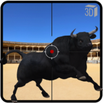 Angry Bull Attack Shooting MOD Unlimited Money 64.1