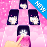 Catch Tiles Magic Piano Music Game MOD Unlimited Money 1.0.2