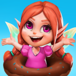Tastyland- Merge 2048 cooking games puzzle games MOD Unlimited Money 1.3.0