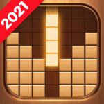 Wood Block Puzzle – Free Classic Brain Puzzle Game MOD Unlimited Money 1.4.3
