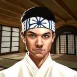 Cobra Kai Card Fighter MOD Unlimited Money Varies with device