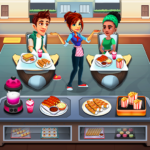 Cooking Cafe – Food Chef MOD Unlimited Money 3.4