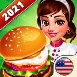 Indian Cooking Star Chef Restaurant Cooking Games MOD Unlimited Money 2.5.9