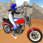 Motorcycle Escape Simulator – Fast Car and Police MOD Unlimited Money 2