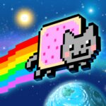 Nyan Cat Lost In Space MOD Unlimited Money 11.3.3