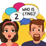 Who is 2 Tricky Chats and Brain Puzzles MOD Unlimited Money 1.1