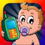 Baby Phone Game for Kids Free – Cute Animals MOD Unlimited Money