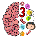 Brain Test 3 Tricky Quests Adventures MOD Unlimited Money 0.27
