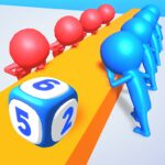 Dice Push MOD Unlimited Money 7.2.0