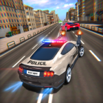 Police Highway Chase Racing Games – Free Car Games MOD Unlimited Money 1.3.3