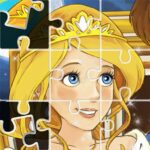 Princess Puzzles and Painting MOD Unlimited Money