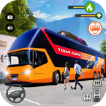 Tourist Coach Highway Driving MOD Unlimited Money 1.0.6