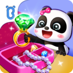 Baby Pandas Life Cleanup MOD Unlimited Money