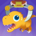 Dinosaur Claw Machine – Games for kids MOD Unlimited Money
