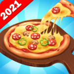 Food Voyage New Games 2021 Pizza Cooking Games MOD Unlimited Money