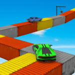 Impossible Car Stunt Game 2021 – Racing Car Games MOD Unlimited Money