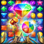 Jewel Quest Match 3 MOD Unlimited Money