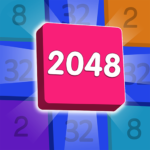 Merge block-2048 block puzzle game MOD Unlimited Money