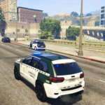 Police Car Game – New Game 2021 Parking 3D MOD Unlimited Money