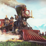 SteamPower 1830 Railroad Tycoon MOD Unlimited Money