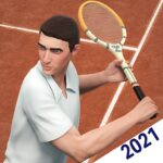 World of Tennis Roaring 20s online sports game MOD Unlimited Money
