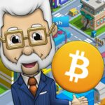 Crypto Idle Miner Bitcoin mining game MOD Unlimited Money 1.7.0