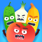Hit Tomato 3D Knife Throwing Master MOD Unlimited Money 1.5.5
