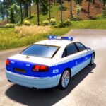 New Police Car Driving 2020 Car Parking Games 3D MOD Unlimited Money 0.1