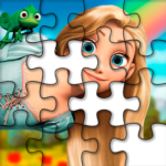 Princess Puzzles – Games for Girls MOD Unlimited Money 4.07