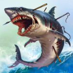 Angry Shark Attack – Wild Shark Game MOD Unlimited Money