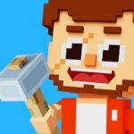 Build HeroesIdle Family Adventure MOD Unlimited Money