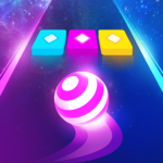 Color Dancing Hop – free music beat game 2021 MOD Unlimited Money